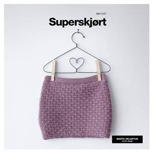Superskjørt i Superwool