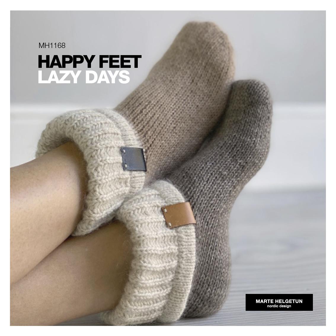 Happy Feet LAZY DAYS