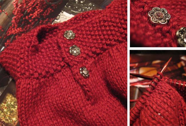 Jeg sniker julen litt forsiktig inn her på bloggen min - 11 - 2011 - Design by Marte Helgetun